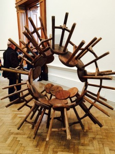 Chair spiral