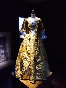 Mary Tibbington replica dress